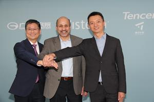 Visteon to Cooperate with Tencent on Autonomous Driving and Intelligent Cockpit Solutions for GAC R&D