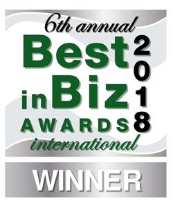 Best in Biz Awards International 2018