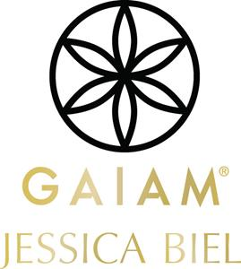 GAIAM Jessica Biel Logo