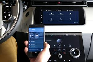 HomeLink Car-to-Home Automation