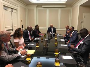Bermuda-Florida economic meeting