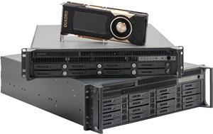 Mercury's new RES AI Rugged Rackmount Server
