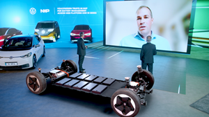 Volkswagen Adopts NXP Battery Management Solutions for its MEB Electrical Vehicle Platform