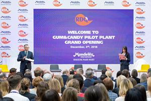MDLZ Expands Technical Center in Wroclaw, Poland