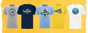 LandShark Lager T-shirt in Case - T-shirts