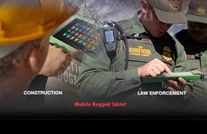 APEX AT80 - Rugged Tablet