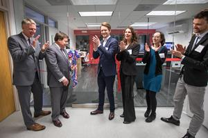 BIOMODEX celebrated the grand opening of its new U.S. corporate headquarters and 3D printing lab in Quincy, Massachusetts. Dozens of employees, local dignitaries, customers, and business partners took part in a reception on February 07, 2019.