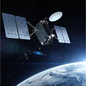 Lockheed Martin GPS IIIF Satellite