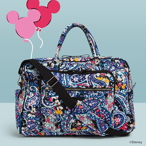 Mickey's Whimsical Paisley 4