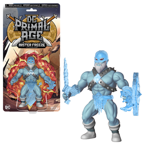 DC: Primal Age Mr. Freeze Funko Action Figure