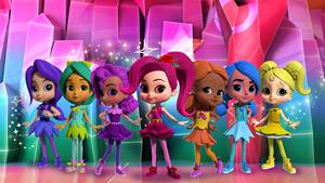 Genius Brands International's Hit Preschool Series, Rainbow Rangers