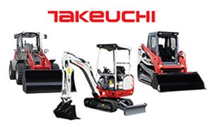 SMS Equipment Now Selling Takeuchi