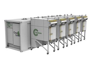 Capstone Self Cleaning Filtrating System