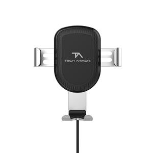 Tech Armor Wireless Qi Charging Car Vent Mount