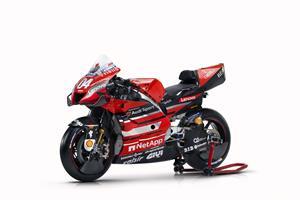 Altair named Ducati Corse technical partner for Legendary Official Team in MotoGP