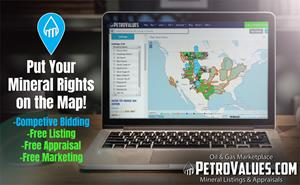 PetroValues Puts Mineral Values on the Map