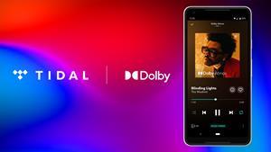 Dolby Atmos Music x TIDAL