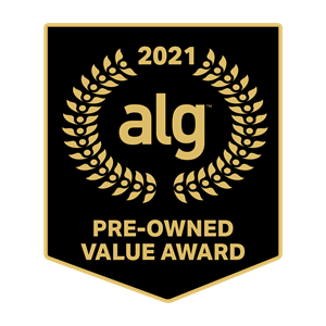 ALG's 2021 Pre-Owned Value Awards (POVA)