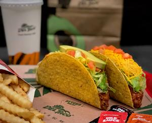 Del Taco Plants Beyond Meat® Tacos in San Diego