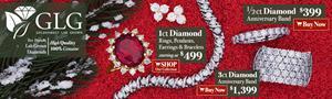 PureRadiant™ lab grown diamond Jewelry $499 per carat