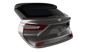 Magna thermoplastic liftgate