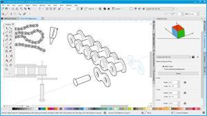 Enhanced Isometric Drawing Tools