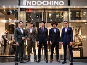 INDOCHINO to Launch up to 20 New Showrooms in 2019