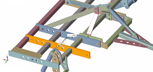 Altair Inspire allows for easy creation of multiple design variants without using a CAD tool