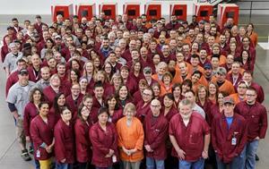 Plexus Appleton Operations team