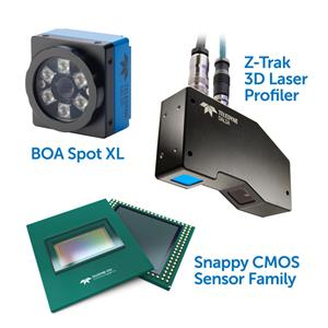 Teledyne Imaging products on display at Automate 2019