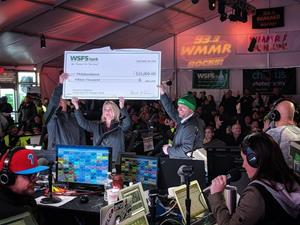 WSFS Bank Donates $15,000 to Philabundance in the Fight Against Hunger at Preston & Steve's Camp Out for Hunger 2018