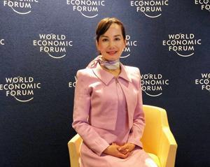 Ctrip CEO Jane Sun Discuses Globalization 4.0 At Davos 2
