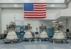 Aerojet Rocketdyne Delivers RL10 Engines That Will Help Send NASA Astronauts to Deep Space