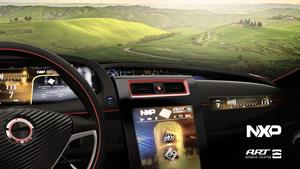 NXP and ART on Infotainment Experiences