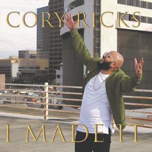Cory Ricks Album Cover