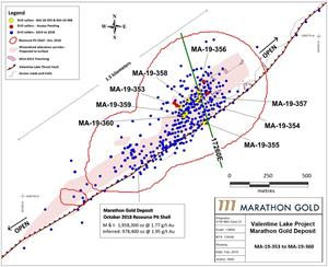 Figure 1: March 6th Drill Map