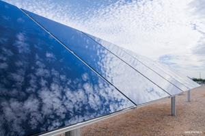 First Solar's advanced thin film photovoltaic module technology