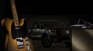 2019 Nissan TITAN to feature the Fender® Premium Audio System
