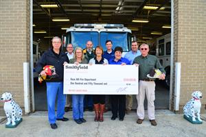 Smithfield Foods – Rose Hill Fire Department