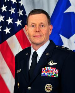 Maj. Gen. Robert Wheeler (USAF Ret)