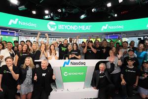 Nasdaq Welcomes Beyond Meat, Inc. (Nasdaq: BYND) to the Nasdaq Stock Market