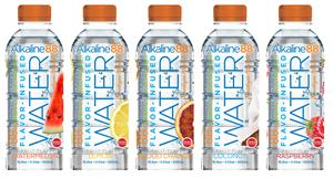 A88 Infused Beverage Division - Flavored Alkaline Water