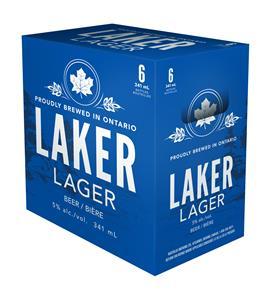 Laker Lager 6 Pack