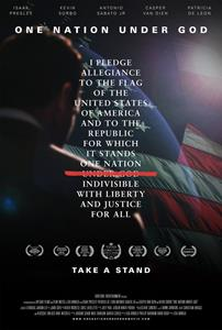 "Movie poster for ""One Nation Under God"""