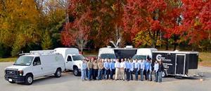 E-Finity Regional Service Team