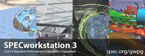 SPECworkstation 3 banner