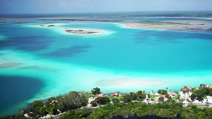 Laguna Bacalar- Lake of Seven Colours