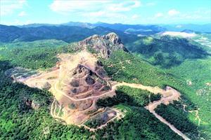 Cerro Pelon pit