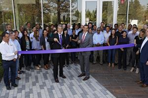 Calix San Jose Ribbon Cutting Event