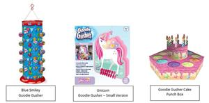 Goodie Gusher Product Showcase